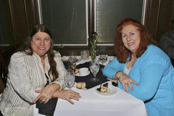 Suzanne Corbett & Suzanne Boyle