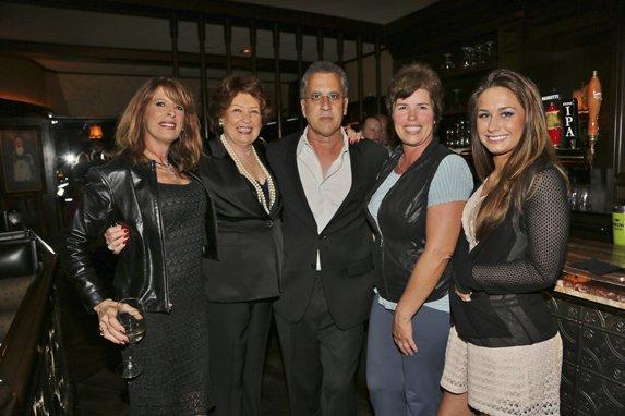 Lisa Barrow, Suzanne Augustine-McNelly, Steve Hudson, Jody Kaplan, & Natalie Hudson