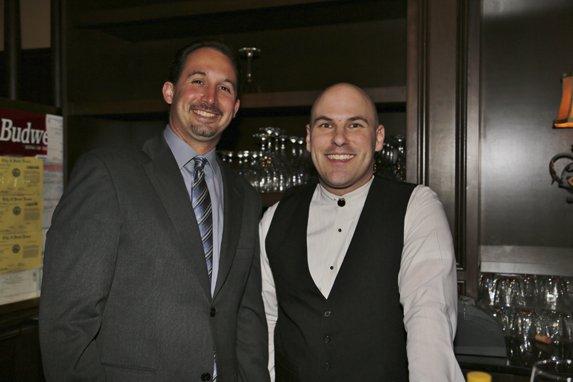 Todd Newman & Orion Strinni