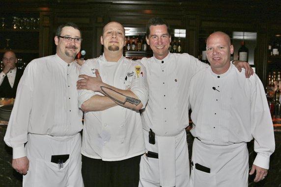 Joshua Duncan, Jewell Yocum, Timothy Pohlman, & Dave Donnell