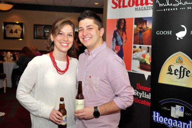Megan Cahill & Nathan Brockmeier