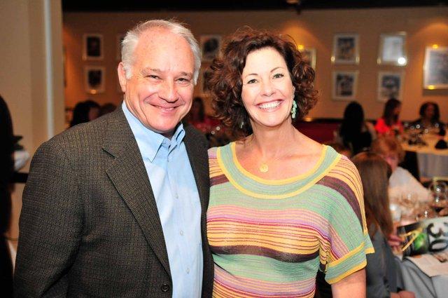 George Mahe & Pat Shannon
