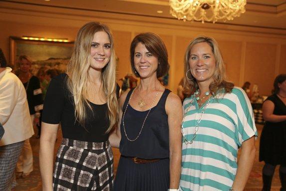 Jacque Morrison, Carolyn McKee, Caren Cytron