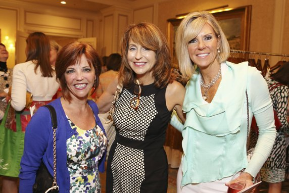 Ramsey Botterman, Becky Wood, Lisa Holley