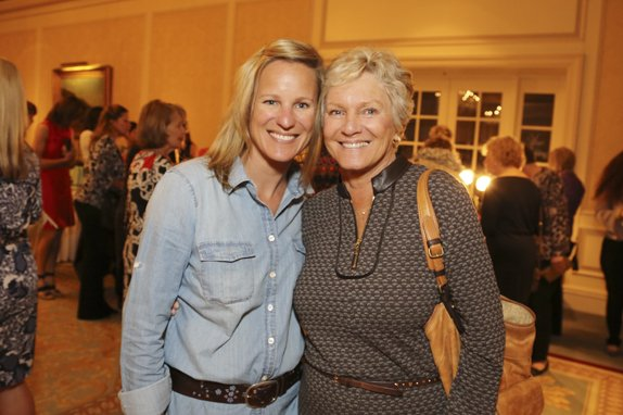 Megan Sullivan, Sue Waters