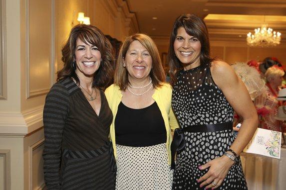 Suzanne Siteman, Pam Lester, Debbie Polinsky