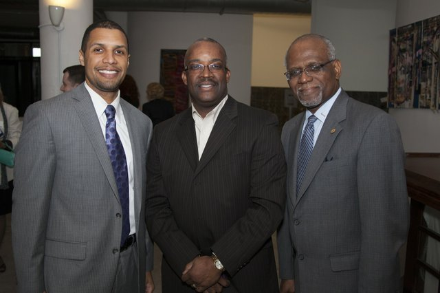 Michael Kennedy, Ronnie D. Johnson, Charlie Dooley