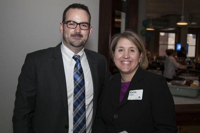 Zack Meyer, Katie Zahner