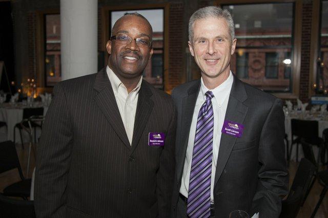 Ronnie D. Johnson, Scott Larson