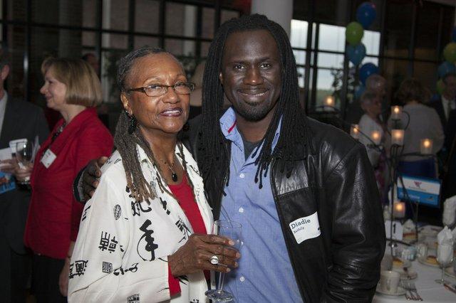 Ponchita Argieard, Diadie Bathily