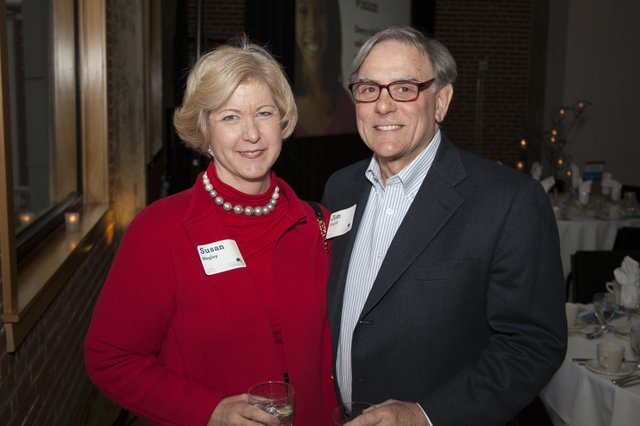Susan Negley, Jim Gould