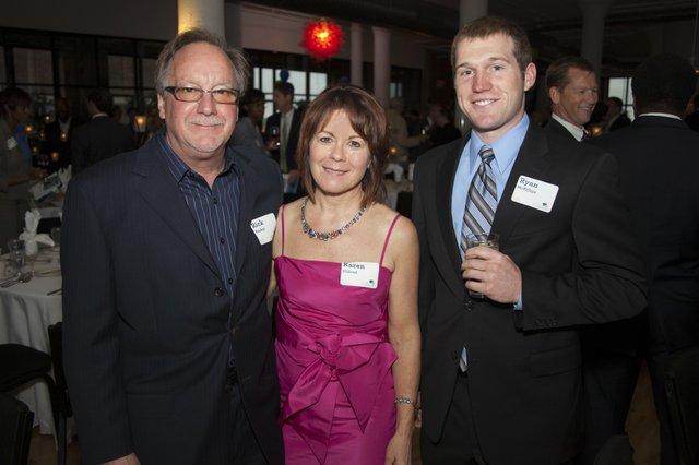 Rick Yackey, Karen Elshout, Ryan McKillips