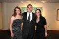 Torie and Steve Figura, Melissa Yost