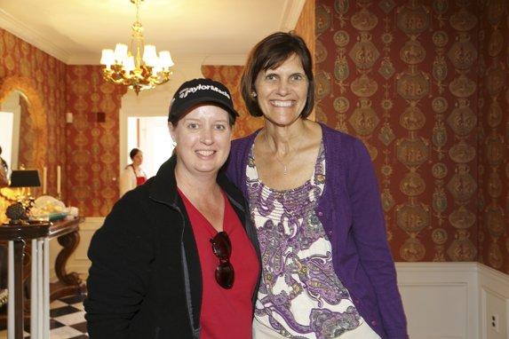 Maureen Strasheim, President,  Wendy Behm