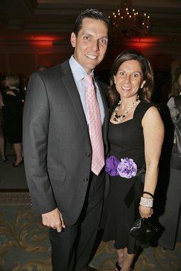 Matt and Kelly LaMartina