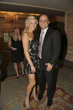 Dana and Arash Amini