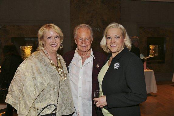 Donna Heckler, Jerry Birkhead, Jarmaine Migala