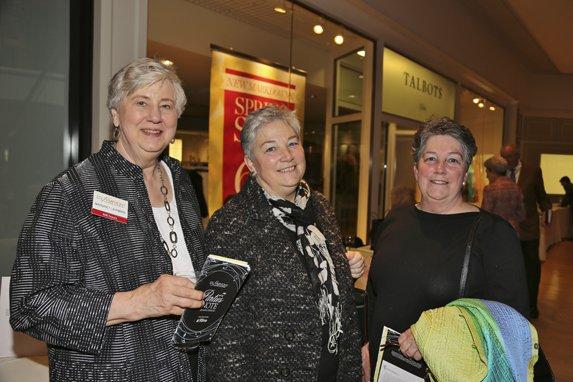 Margaret Lahrmann, Kathy McDonald, Julie Lorenz