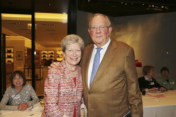 Sally and Ned Lemkemeier