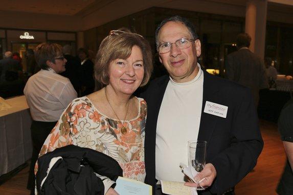 Patty and Jeff Kaplan