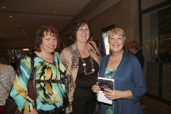 Jennifer Lodge, Lynda Higbee, Pam Triplett