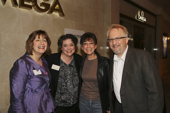 Becky Brown, Amee Colvin, Jean Margul, Scott Colvin
