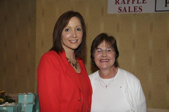 Jennifer Lyons, Rita Nyhoff