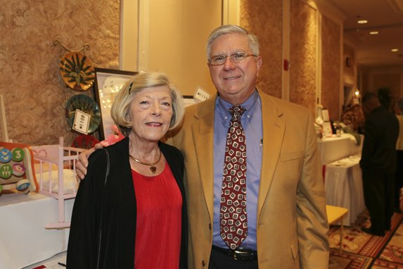 Yvonne and Gary Pratte