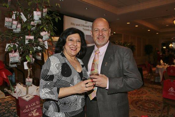 Tanina and Michael Santangelo