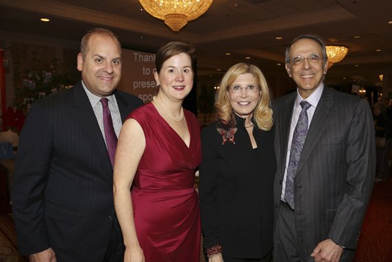 Michael and Laura Ellenhorn, Dr. Nanci and Dr. James Bobrow