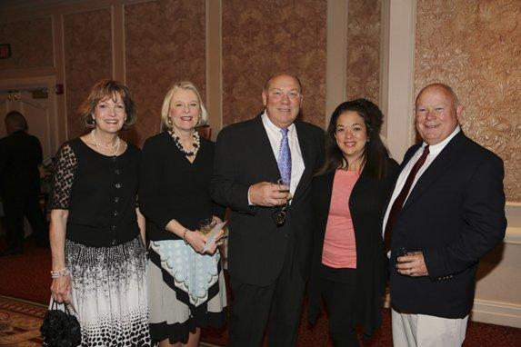 Sally Petty, Janet and Steve Mika, Kate Willick, John Devoto