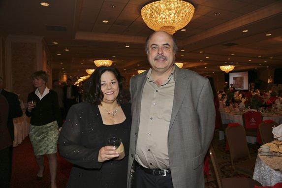 Chari and Scott Bender