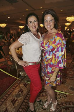Maureen Hurley, Becky Hadfield
