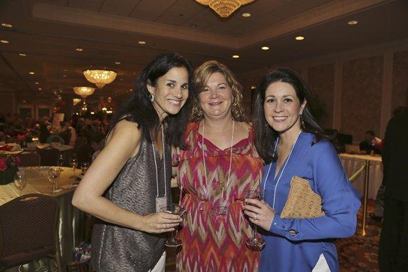 Elizabeth Lochmoeller, Elizabeth Southern, Kristin Adderton