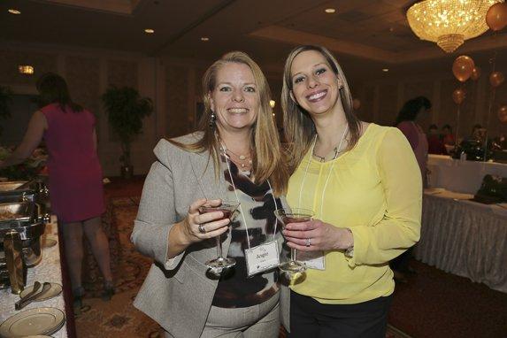 Angie Stein, Lisa Huber