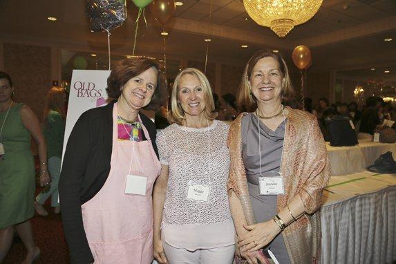 Celeste Sprung, Maggy Malcom, Jeannie Canada