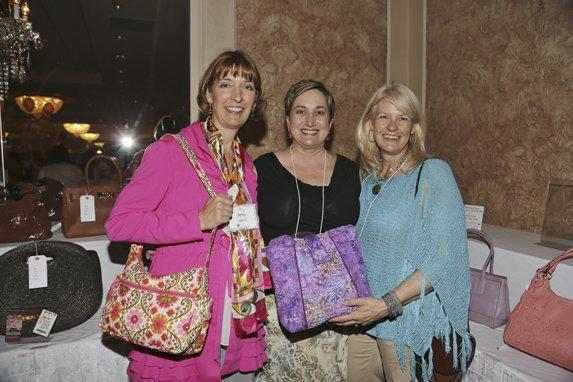 Ann Vazquez, Ashley George Gill, Wendy Schlesinger