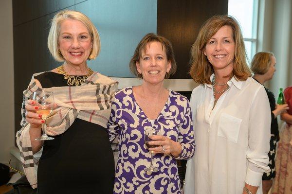 Beth Jongeward, Nancy Spewak, Susie Sheahan