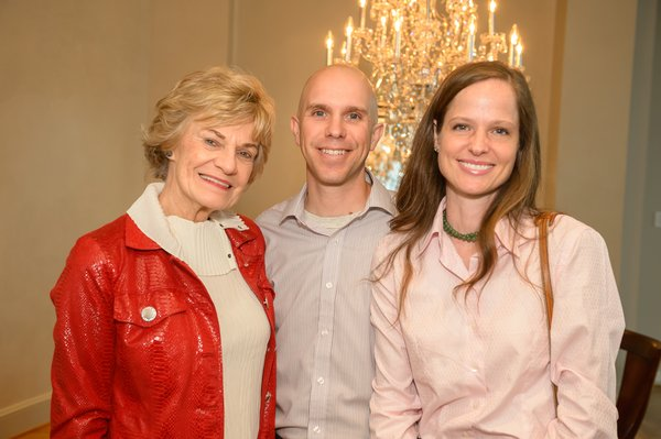 Rosemary Oliver, Tyler & Elizabeth Stephens