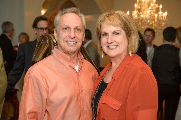 Mark & Irene LaRocca