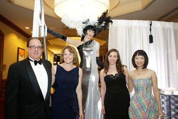 James Villeneuve, Kim Walker, Glamazon, Grace Villeneuve, Anita Hong