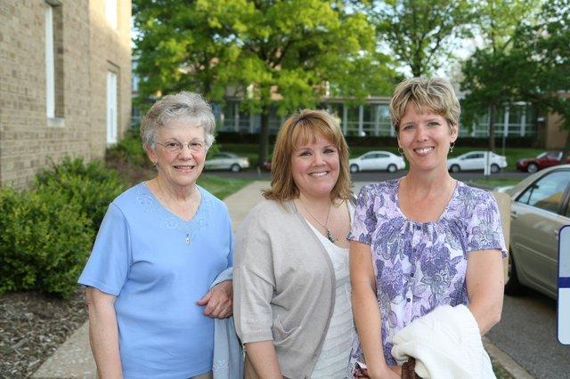 Kay Schwartz, Jane Schwartz, Laura Hohnstrater