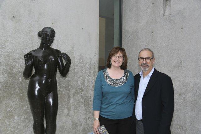 Susan and Carmon Colangelo
