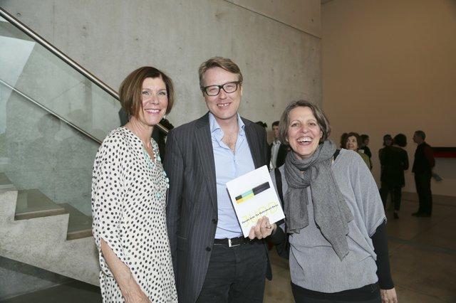Rutger Fuchs, Nicola Von Velsen, Mary Walsh
