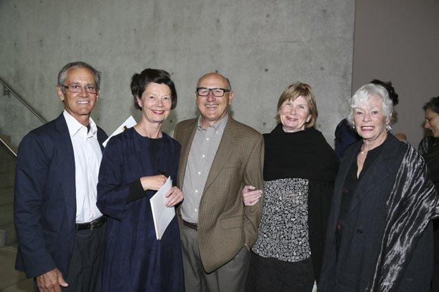 Tom Dungan, Marianne Stockebrand, John Jennings, Alice Jennings, Suzanne Dungan