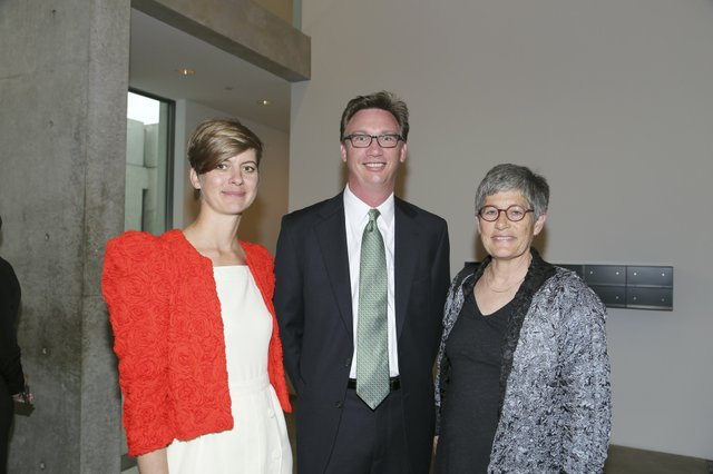 Kristina VanDyke, Bret Dorhout, Margaret Wolf Freivogel