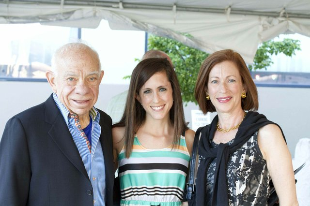 Jerry Levy, Rebecca Levy, and Judy Levy