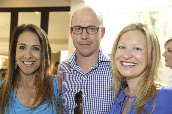 Laurie Garland, Marc Lazar, Katherine Lazar