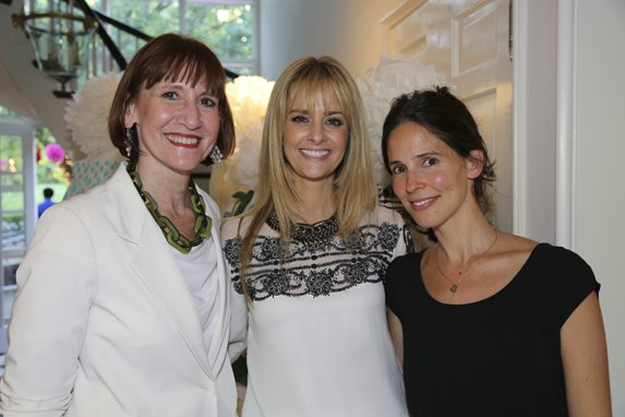 Ellen Soule, Suzy Bacino, Angela Gincola