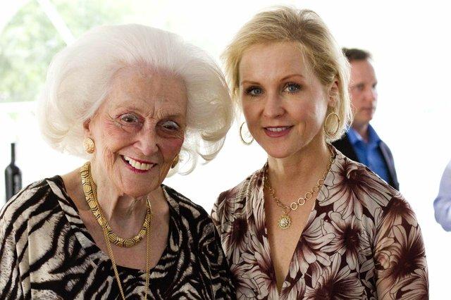 Norma Stern and Ellen Fercho